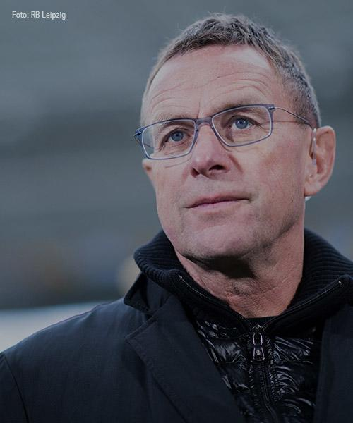 Ralf Rangnick - briefly introduced