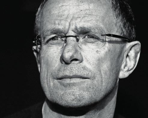 Ralf Rangnick - Member of the Board of the Ralf Rangnick Foundation